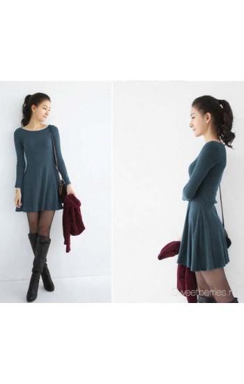 Красивые платья из хлопка для девушек