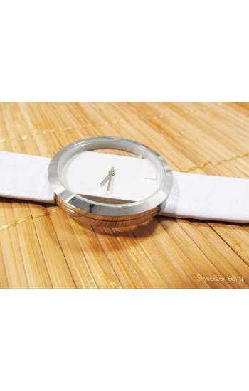 Купить белые часы наручные женские недорого