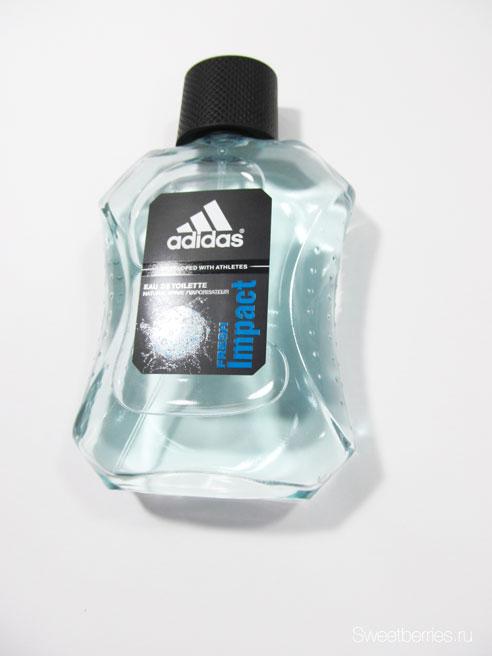 одеколон Adidas