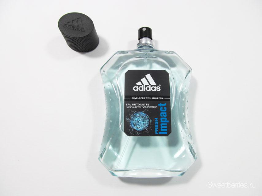 Adidas одеколон