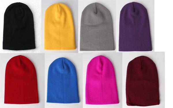 модные вязаные шапки для мужчин