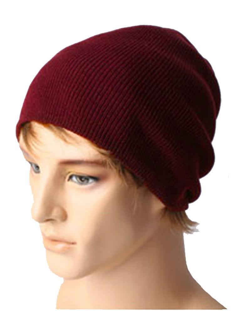 модные вязаные шапки для молодежи