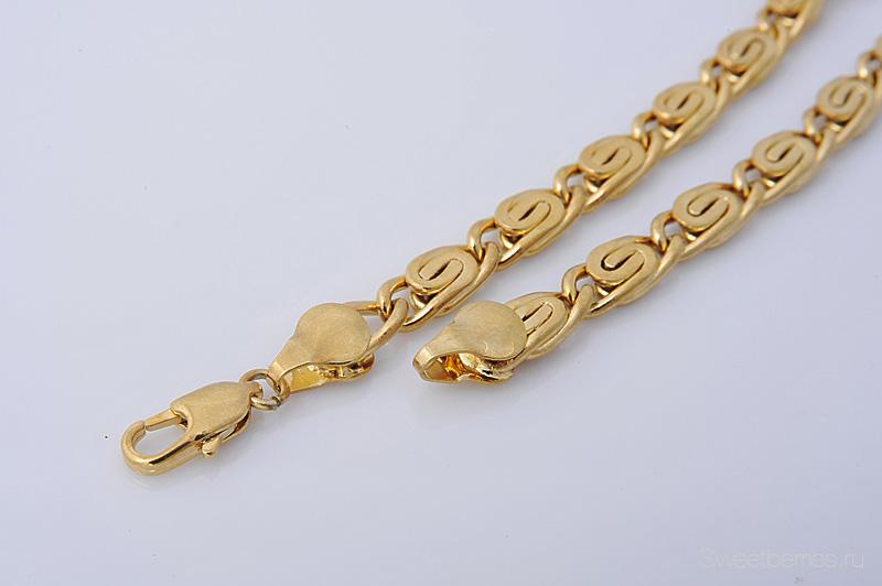 купить позолоченный браслет