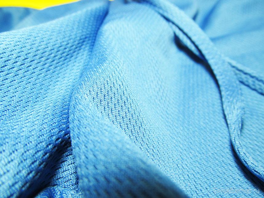 шорты голубые фото