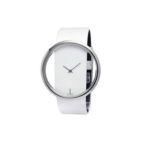 часы женские большие белые