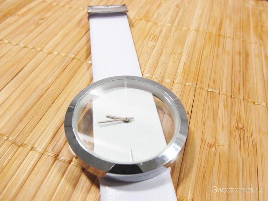 купить белые часы наручные женские