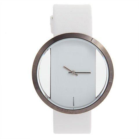 часы женские наручные белые